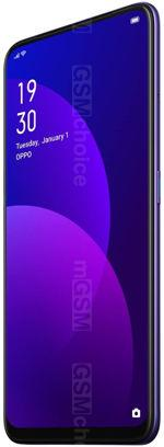 The photo gallery of Oppo F11 Pro