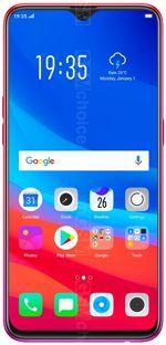 The photo gallery of Oppo F9