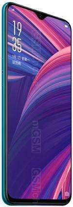 The photo gallery of Oppo R17 Pro