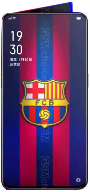 Oppo Reno 10x Zoom FC Barcelona
