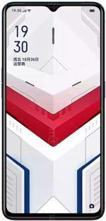 Galeria de fotos do telemóvel Oppo Reno Ace Gundam