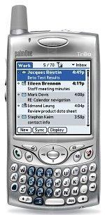 相冊 Palm Treo 650