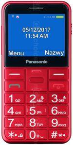 Galerie photo du mobile Panasonic KX-TU150