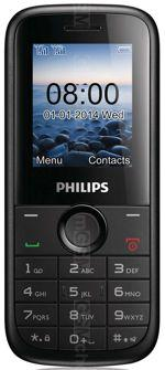The photo gallery of Philips E120