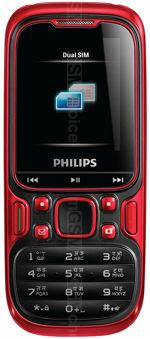 The photo gallery of Philips E122