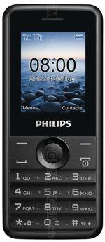 The photo gallery of Philips Xenium E103