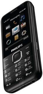 The photo gallery of Philips E162