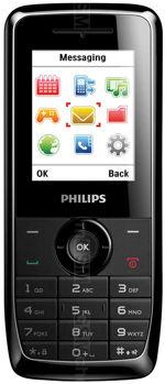 The photo gallery of Philips Xenium X121