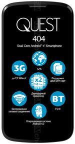 Télécharger firmware Qumo Quest 404. Comment mise a jour android 8, 7.1