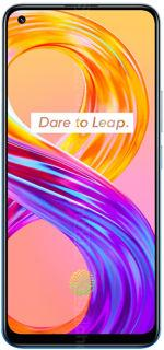 The photo gallery of Realme 8 Pro