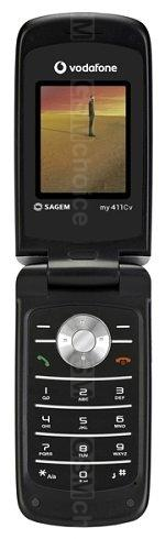 The photo gallery of Sagem my411CV