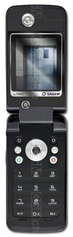 The photo gallery of Sagem my730C