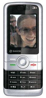 The photo gallery of Sagem my800X