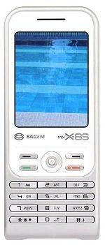 The photo gallery of Sagem myX-8s
