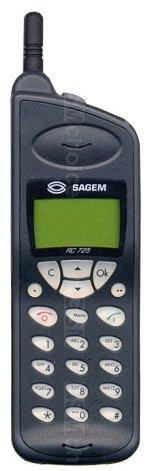 The photo gallery of Sagem RC725