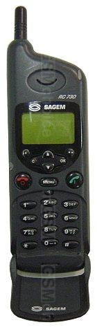 The photo gallery of Sagem RC730
