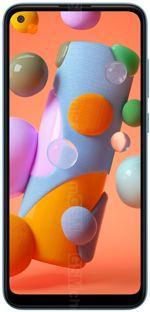 Galerie photo du mobile Samsung Galaxy A11