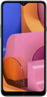 The photo gallery of Samsung Galaxy A20s Dual SIM