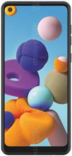 The photo gallery of Samsung Galaxy A21