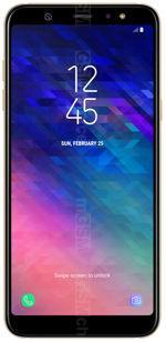 The photo gallery of Samsung Galaxy A6+ Dual SIM