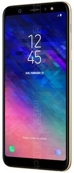 The photo gallery of Samsung Galaxy A6+