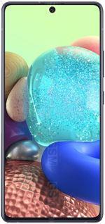 The photo gallery of Samsung Galaxy A71 5G UW