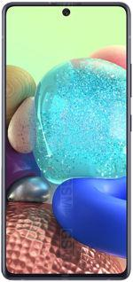 The photo gallery of Samsung Galaxy A71 5G