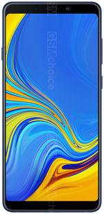 The photo gallery of Samsung Galaxy A9