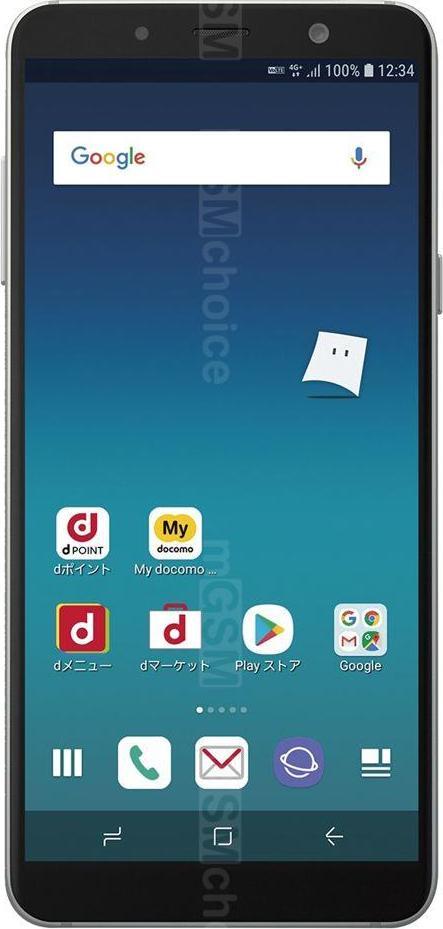Samsung Galaxy Feel2 SC-02L