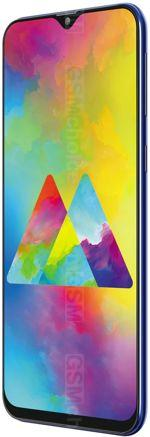 The photo gallery of Samsung Galaxy M20