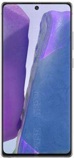 Galeria de fotos do telemóvel Samsung Galaxy Note 20 5G Verizon