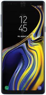 The photo gallery of Samsung Galaxy Note 9 SM-N960U