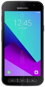 The photo gallery of Samsung Galaxy Xcover 4