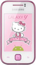 Как получить root Samsung Galaxy Y Hello Kitty
