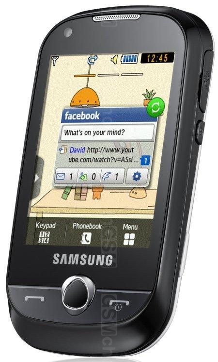 Samsung GT-B5310 CorbyPRO