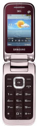 Galería de imágenes de Samsung GT-C3595