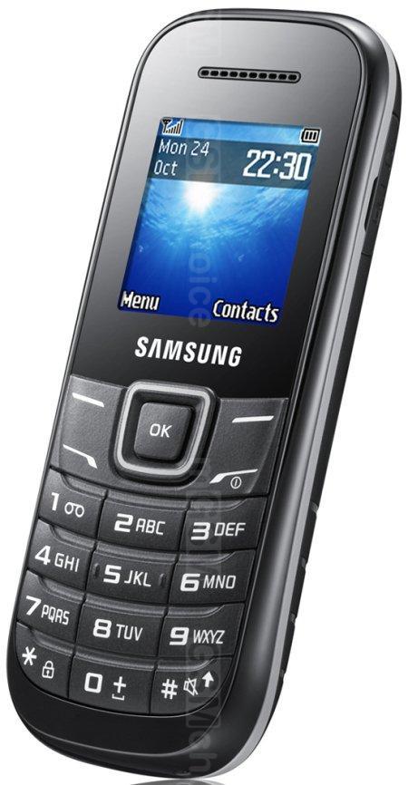 Samsung GT-E1200 photo gallery :: GSMchoice.com