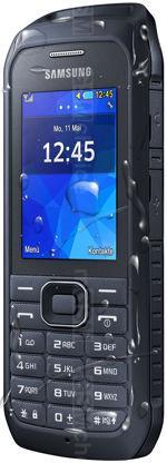 Samsung Xcover B550 SM-B550, SM-B550H Fiche technique :: GSMchoice.com