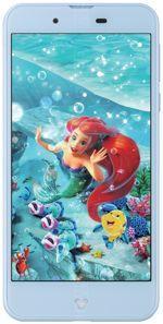 The photo gallery of Sharp Disney Mobile on DoCoMo DM-01J