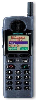 Gallery Telefon Siemens S10