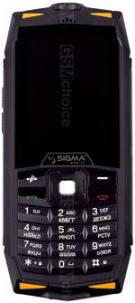 Galerie photo du mobile Sigma X-Treme DR68