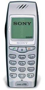 Sony CMD J-70
