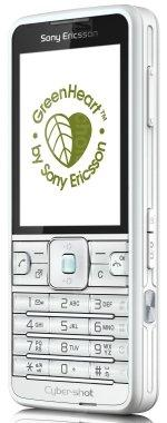 The photo gallery of Sony Ericsson C901 GreenHeart