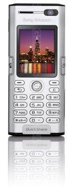 相冊 Sony Ericsson K600i