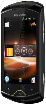 相冊 Sony Ericsson Live with Walkman
