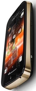 The photo gallery of Sony Ericsson Mix Walkman