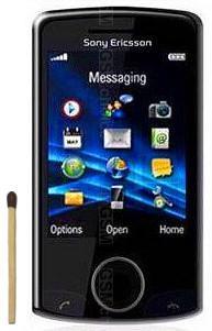 Sony Ericsson P200