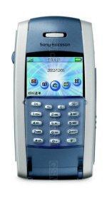 相册 Sony Ericsson P800