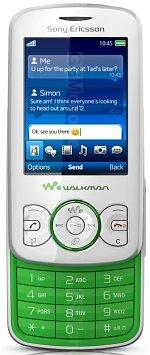 The photo gallery of Sony Ericsson Spiro