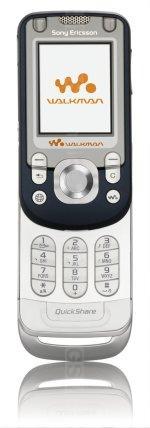 相册 Sony Ericsson W550i